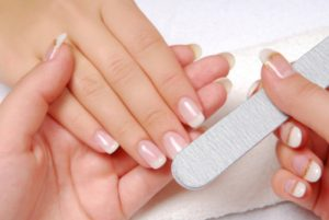 manicures and pedicures, Birmingham beauty salon HUSH Hair & Beauty