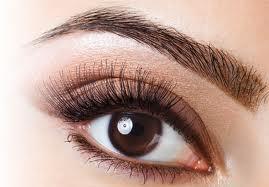 Eyebrow-tinting