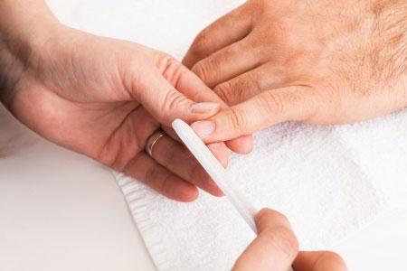 male manicures & pedicures, Birmingham beauty salon