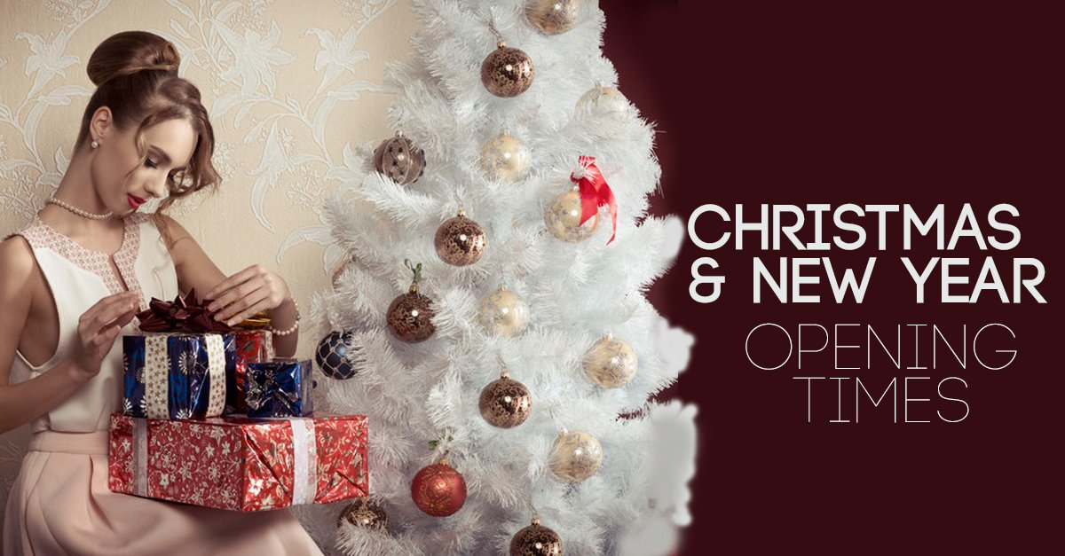 Christmas opening hours hush hair beauty salon birmingham for Beauty salon xmas offers