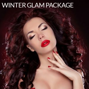 Winter Glam Package