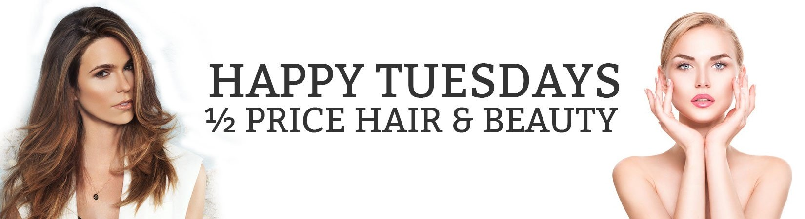 Happy Tuesdays! 50% OFF