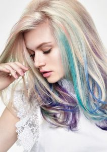 Bold & Bright Hair Colour