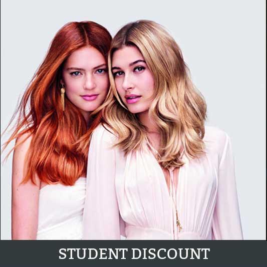 Student Discount – 15%