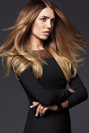 What is Balayage Hair Colour?