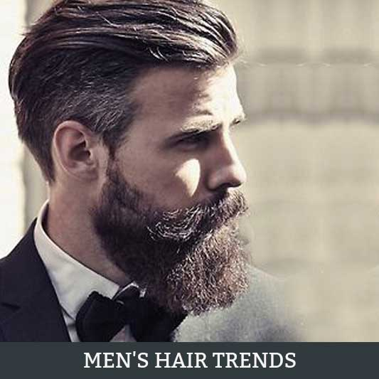 Men's Hair Trends