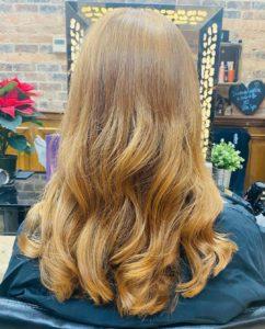 HUSH Copper hair colour