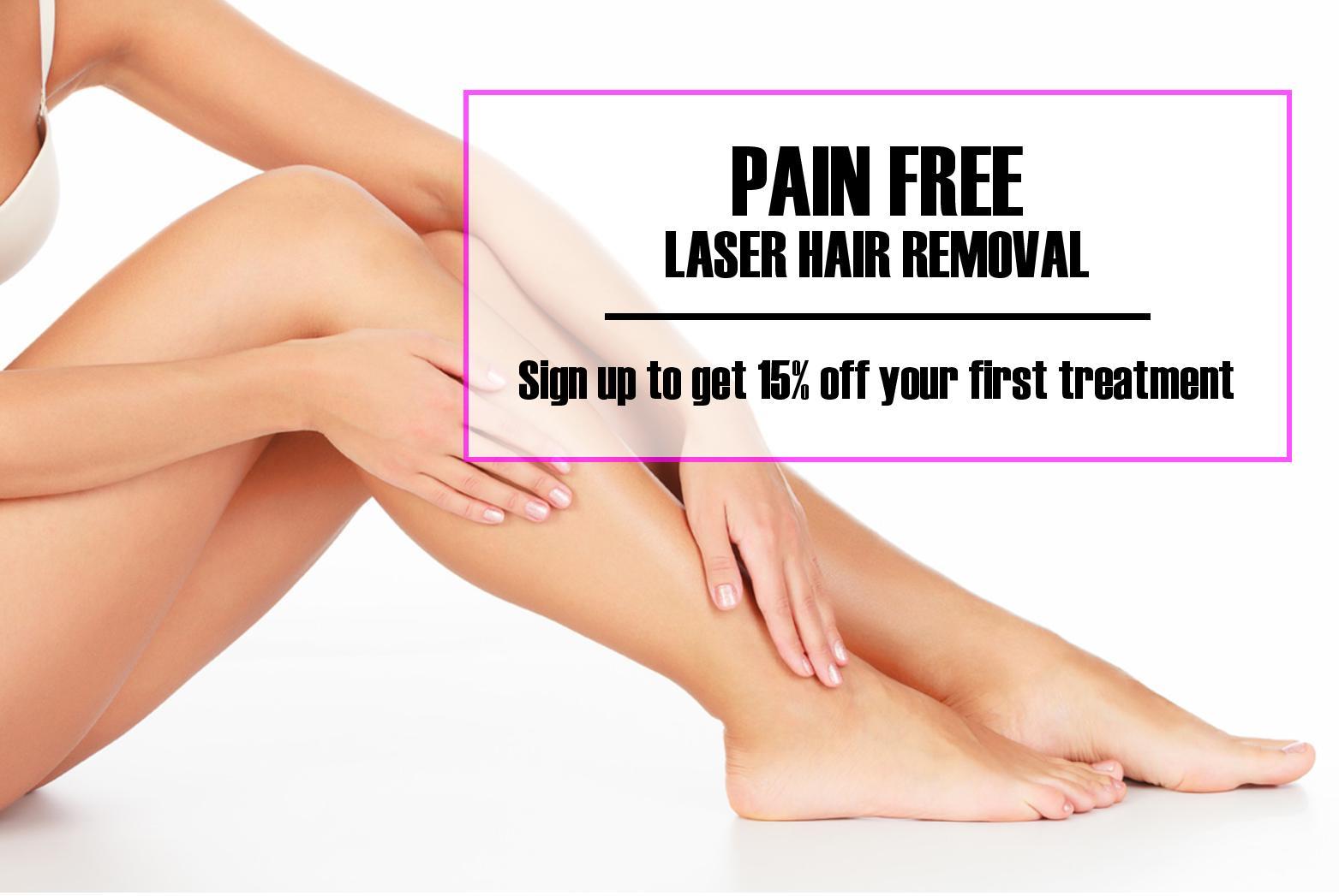laser hair removal Birmingham salon