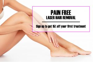laser hair removal Birmingham, laser treatment Birmingham salon