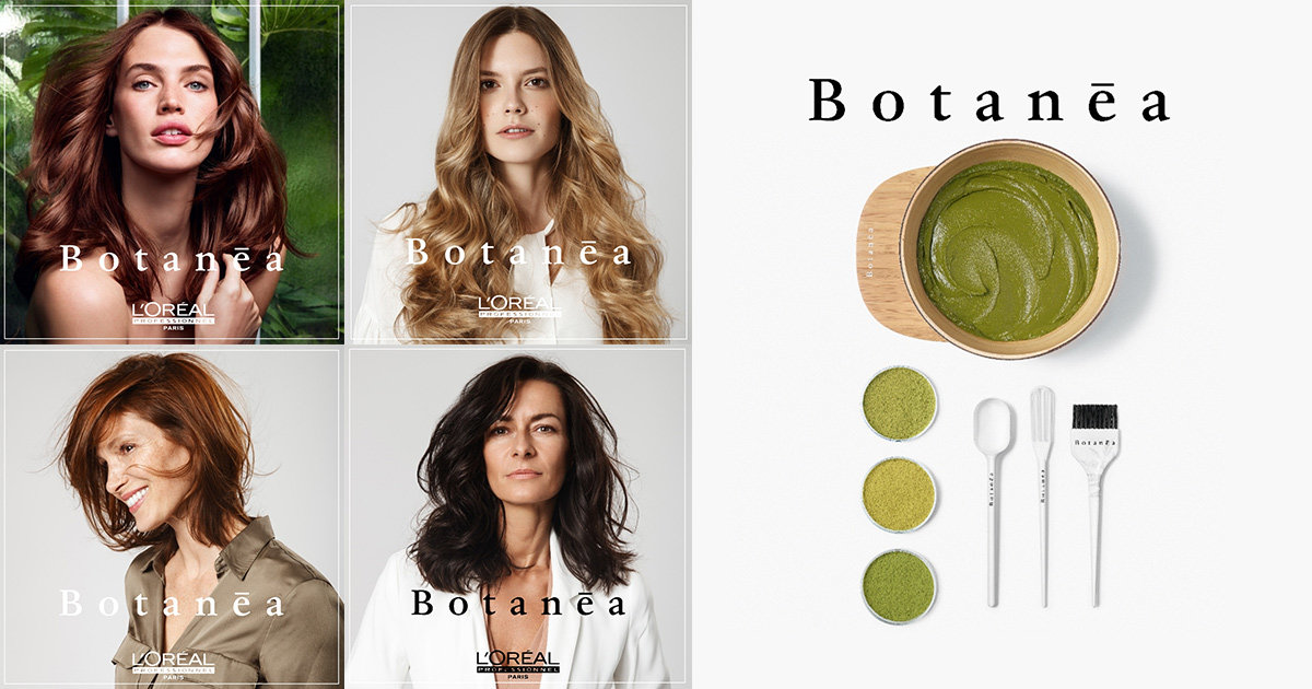 Now Available! NEW L'Oreal Plant-Based Hair Colour