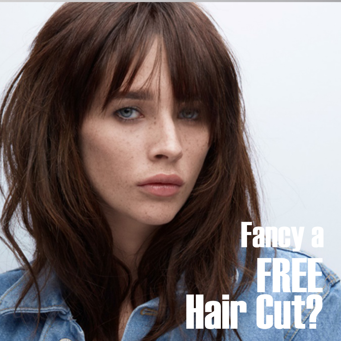 Get a FREE Haircut in January