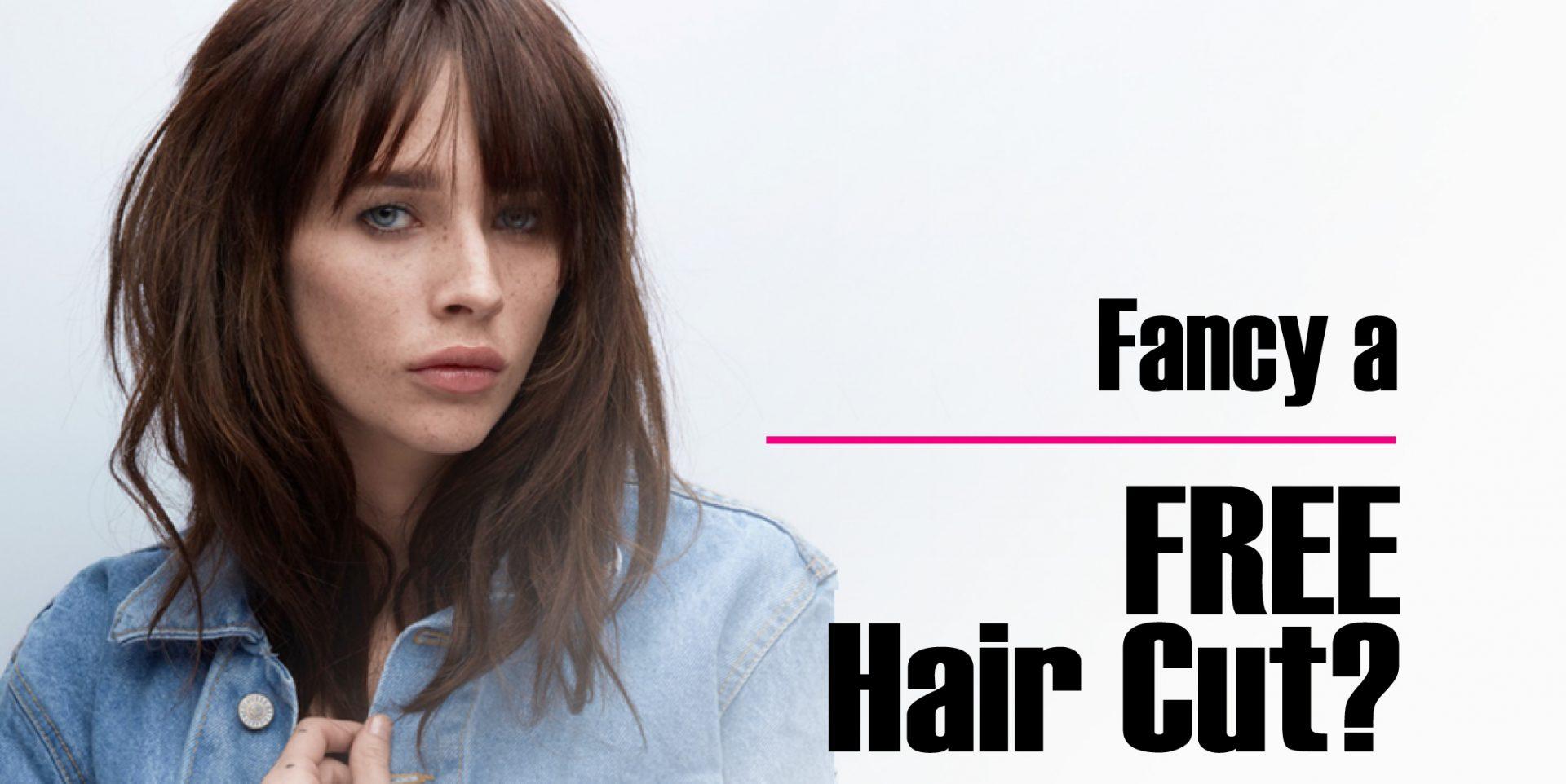 Free Haircut Offer At Top Birmingham Hair Salon