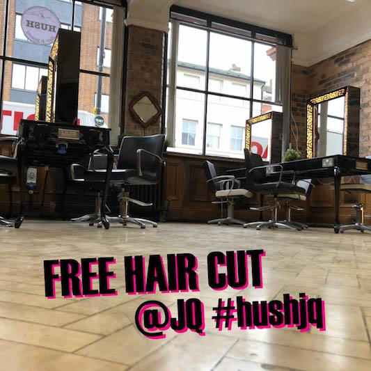 Get A FREE Haircut At NEW Frederick Street Location