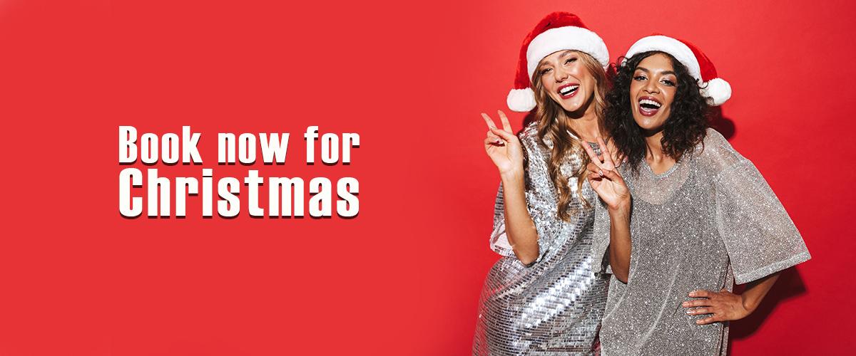 Book now for Christmas inner