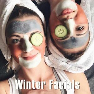 Winter Facials Hush Hairdressing Birmingham, West Midlands