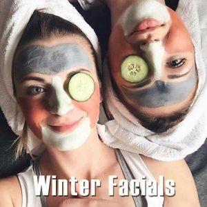 Winter Facials Hush Hairdressing Birmingham, West Midlands