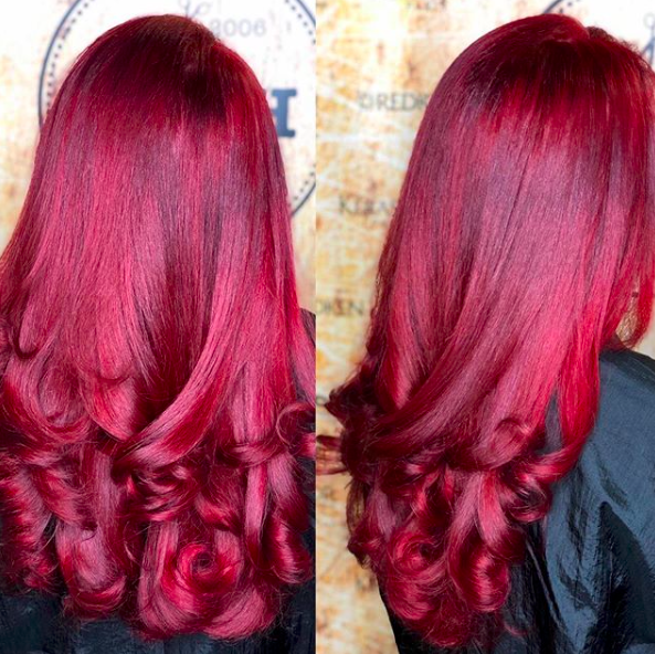 Autumn/Winter Hair Colour Trends 2019