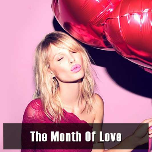 Be Your Own Valentine…& Treat Yourself at HUSH!