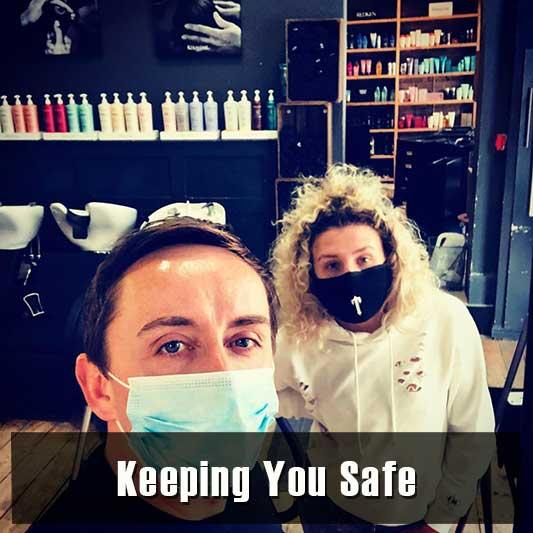Keeping You Safe at HUSH Salons