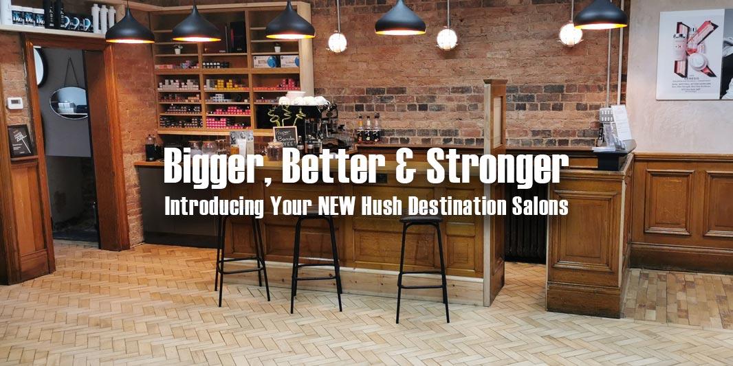 Bigger Better Stronger