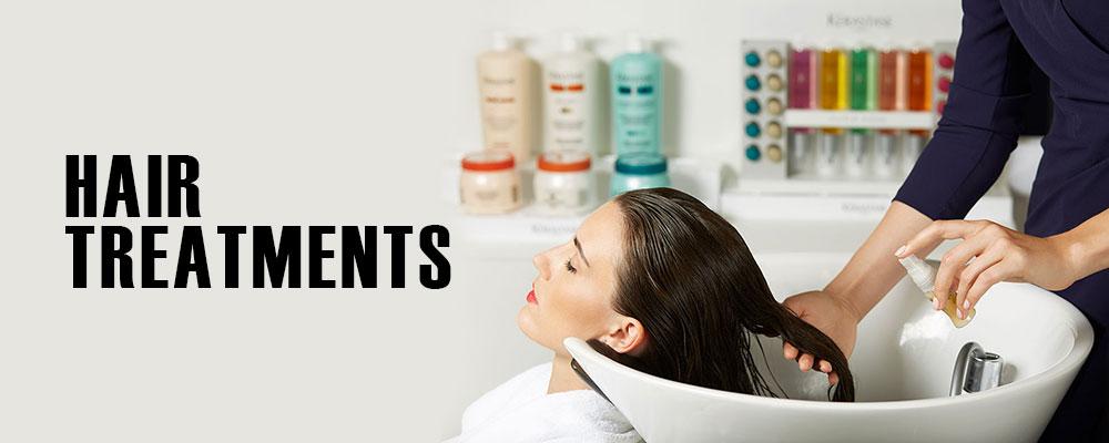 Hair Treatments banner