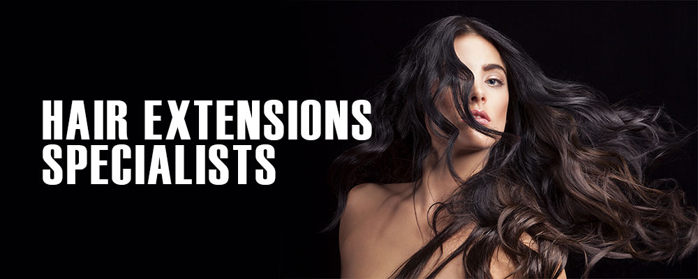 Hair Extensions Specialists banner