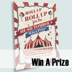 Win A Prize at Hush Birmingham West Midlands