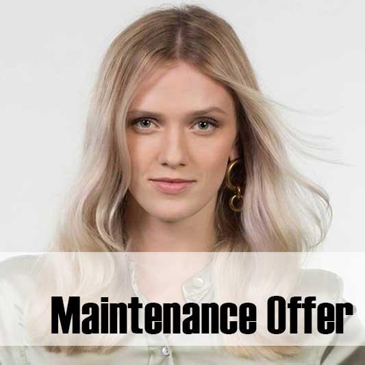 Maintenance Promotion