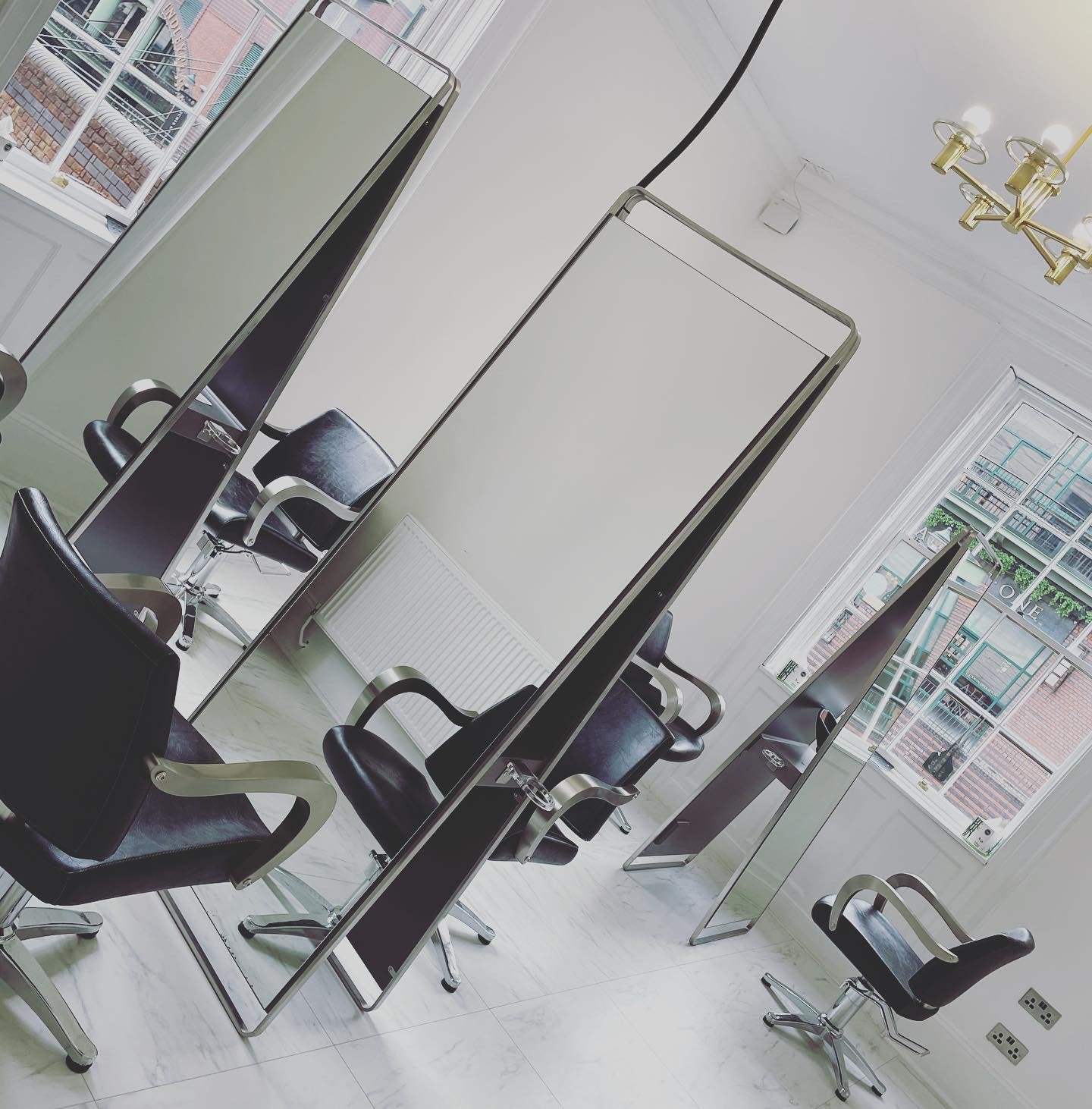 best hairdressing salon Birmingham