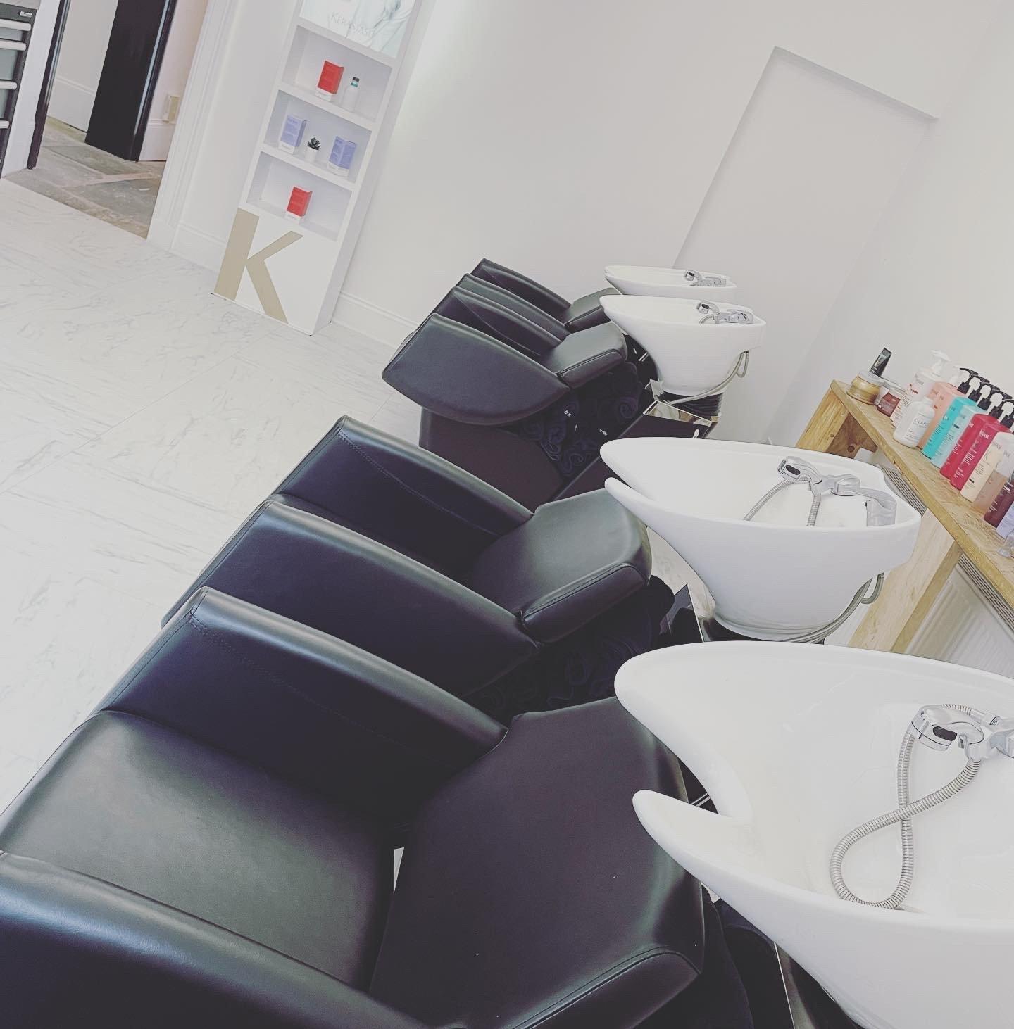 top hair salon in Birmingham