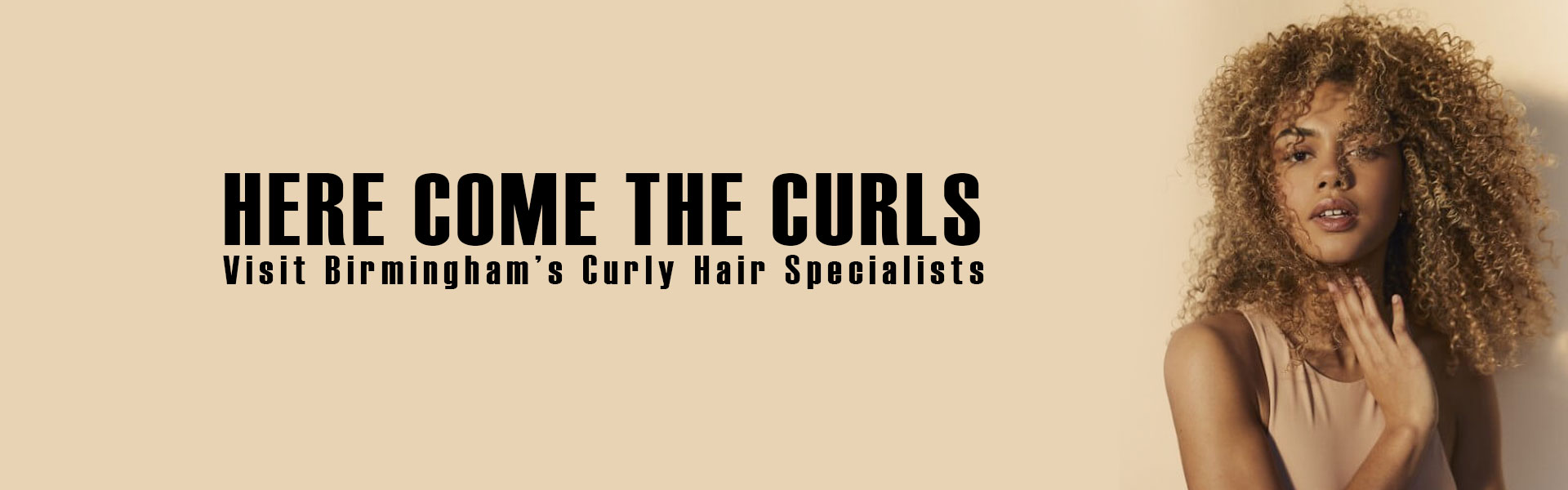 curly hair experts Birmingham
