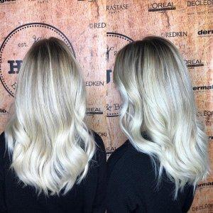Hush Hair Salon in Birmingham for the Best Balayage, Ombré & Colour Melt Hair Colours